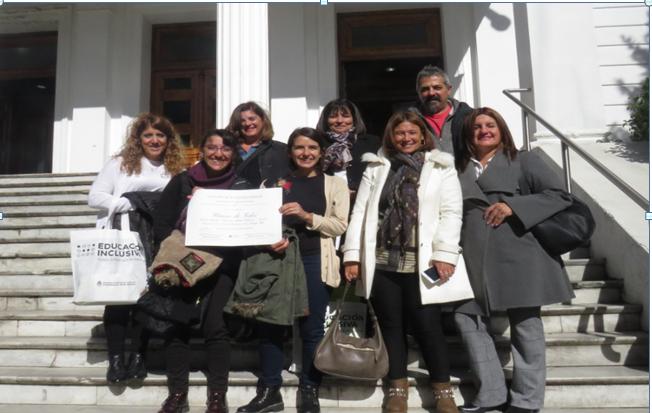 Docentes El reconocimiento destaca la identificación, difusión y la importancia de las buenas prácticas inclusivas en el sistema educativo de la Provincia de Buenos Aires.